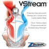 Ветровое стекло VStream Sport для BMW F700GS