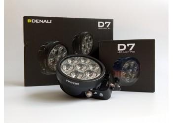 Cветодиодная фара DENALI D7 2.0 TriOptic с Технологией DataDim