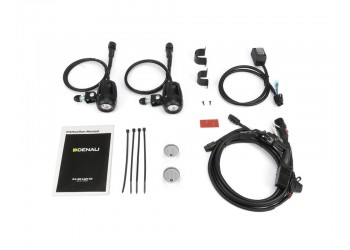 Комплект светодиодных фар DENALI DM 2.0 LED TriOptic ™ c технологией DataDim