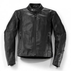 Мужская кожаная куртка BMW DarkNite