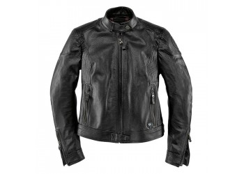 Куртка BMW BlackLeather женская - Black