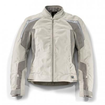 Куртка BMW Motorrad AirFlow женская - Gray | 76138567985