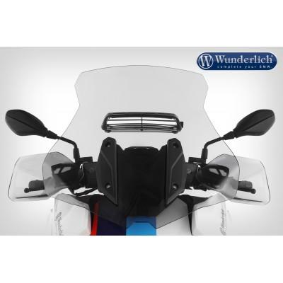 Ветровое стекло MARATHON AIRVENTED для BMW C400GT, тонированное | 41332-205