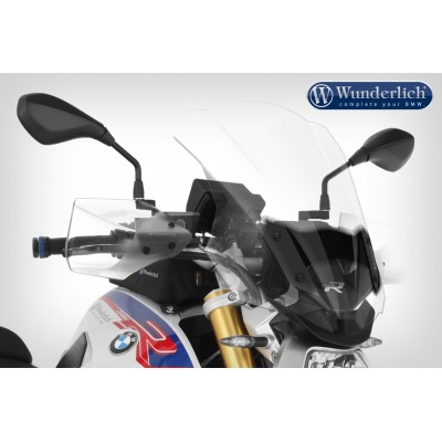 Высокое ветровое стекло Wunderlich BMW R1250R прозрачное
