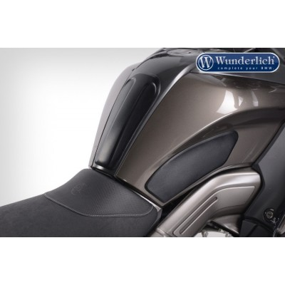 Накладки на бак Wunderlich черные для BMW K1600GT/GTL | 32601-002