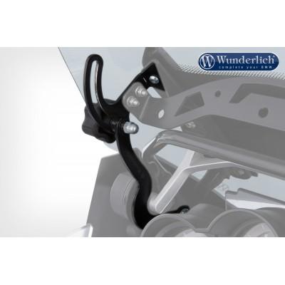 Усилитель ветрового стекла Wunderlich на левую сторону для BMW R1200GS LC/Adv LC/R1250GS/Adv | 43520-212