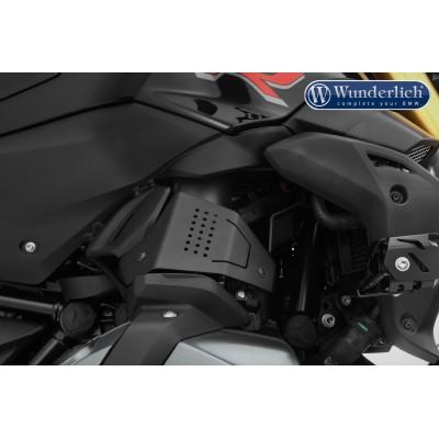 Защитная крышка системы впрыска топлива, правая, от Wunderlich для BMW R1250R