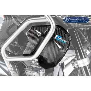 Карбоновая накладка водяного радиатора Ilmberger для BMW R1250GS Adventure, правая сторона