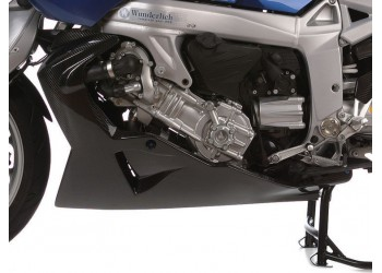 Карбоновый нижний спойлер для BMW K1200R/1300R