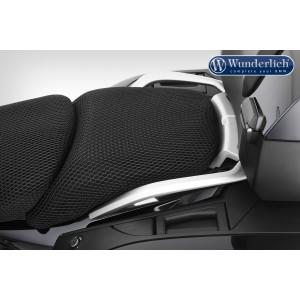 Сетка охлаждающая на сиденье пассажира Wunderlich COOL COVER для BMW R1200 / 1250 / RT