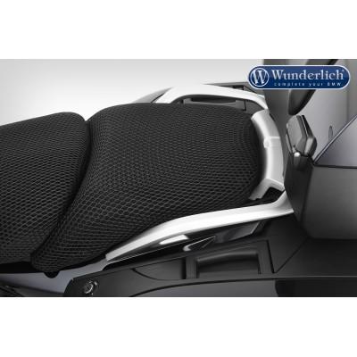 Сетка охлаждающая на сиденье пассажира Wunderlich COOL COVER для BMW R1200 / 1250 / RT | 42721-112