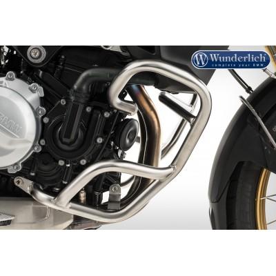 Защитные дуги двигателя нижняя часть EXTREME нержавеющая сталь   26550-200