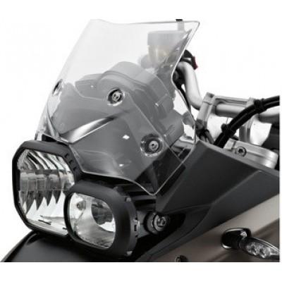 Ветровое стекло для BMW F650GS / F700GS / F800GS - прозрачное