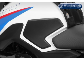 Накладки на бак Wunderlich черные для BMW G310R