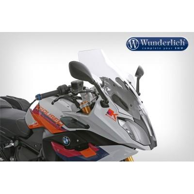 Ветровое стекло Wunderlich для BMW R1200RS - прозрачное   43956-111