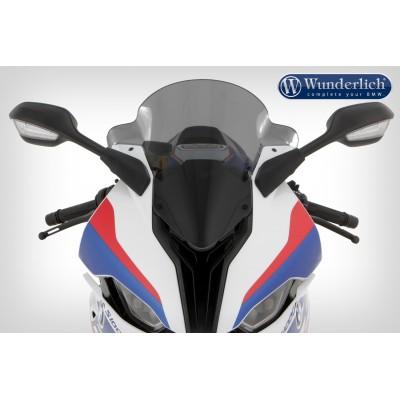 Ветровое стекло Wunderlich «ENDURANCE» PRO» для BMW S1000RR - тонированное | 43960-235