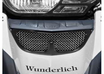 Защитная масляного радиатора BMW R1200GS (2008-2013) черная