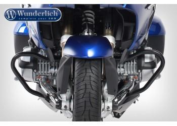 Защитные дуги двигателя BMW R1200RT LC, черные
