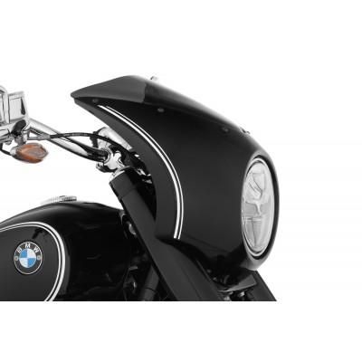 Обтекатель Wunderlich для BMW R18 »Rock 'n' Roll« Blackstorm Metallic  | 18000-012