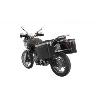 Кофры ZEGA Pro 2 Touratech для BMW F700GS/F800GS/F650GS (Twin)   01-052-3103-0