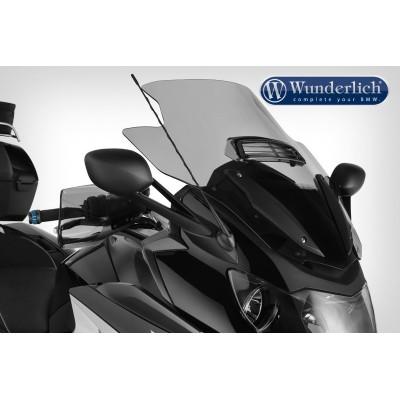 Ветровое стекло c вентиляцией Wunderlich Touring для мотоцикла BMW K1600GT/K1600GTL/K1600B/K1600 Grand America, затемненное   35380-302