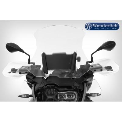 Ветровое стекло Wunderlich Ergo Marathon II (с усилителем) для BMW R1200GS LC/Adv LC/R1250GS прозрачное | 42710-501