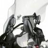 Кронштейн крепления стекла Ztechnik двухсторонний BMW R1200 GS / ADV LC / BMW R1250 GS / ADV | Z5220