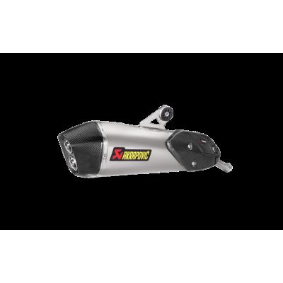 Глушитель Akrapovic Slip-On Line (Titanium) для BMW C650GT 2016- | S-B6SO8-HZAAT