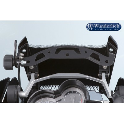 Пластина для усиления ветрового стекла Wunderlich для BMW R1200GS LC/Adv LC/R1250GS | 43520-302