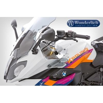 Дополнительные дефлекторы Wunderlich для BMW R1200RS - прозрачные | 20521-005