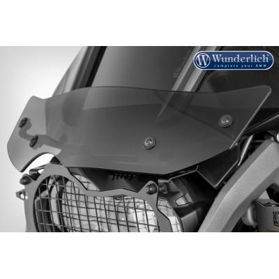 Ветрозащита Wunderlich для BMW R1200GS LC/Adv LC/R1250GS затемненная   42711-106