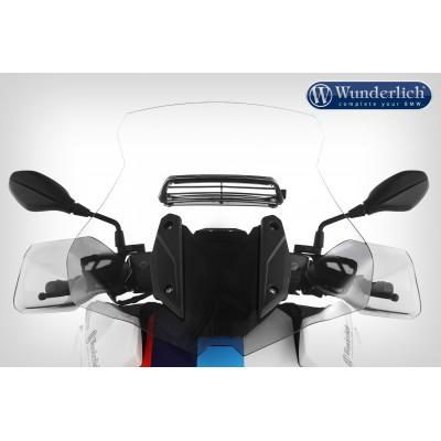 Ветровое стекло MARATHON AIRVENTED для BMW C400GT, прозрачное | 41332-206