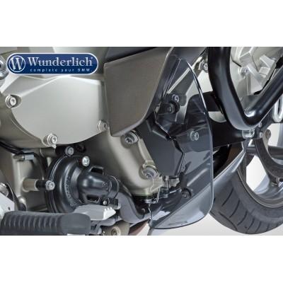 Защита ног Wunderlich Clear Protect BMW K 1600 GT/GTL затемненная
