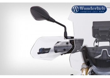 Защита рук Wunderlich  прозрачная для BMW R1200 / 1250GS / Adventure
