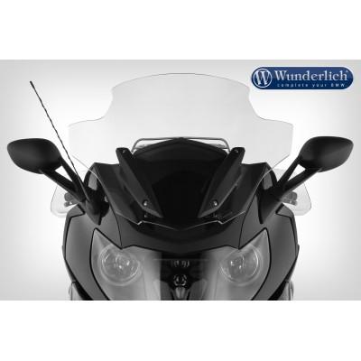 Ветровое стекло Wunderlich MARATHON для мотоцикла BMW K1600GT/K1600GTL/K1600B/K1600 Grand America, прозрачное | 35380-101