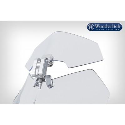 Регулируемое дополнительное стекло Wunderlich VARIO-ERGO 3D   42350-001