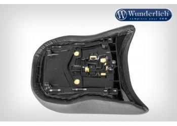 Сиденье пассажира Wunderlich с подогревом для BMW R1200 / 1250GS / Adventure