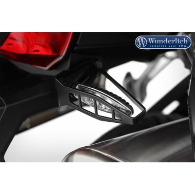 Защита указателей поворотов Wunderlich - задняя часть. | 42841-302