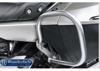 Защитная дуга боковых кофров Wunderlich для BMW K1600GT/K1600GTL – серебро
