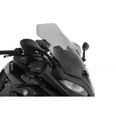 Высокое ветровое стекло Wunderlich MARATHON для мотоцикла BMW R1250RS, тонированное   43956-302