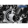 Крашпед передней вилки Wunderlich для BMW R1200RT/ R/ GS  черный | 42151-002