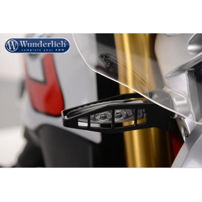 Защита указателей поворотов Wunderlich, черный | 42841-102