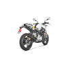 Выхлопная система Akrapovic Racing Line (Carbon) для BMW G310R (2017-) | S-B3R1-RC/1