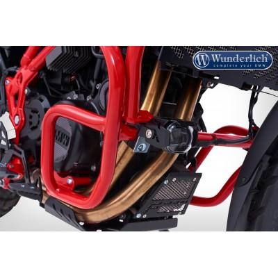 Защитные дуги Wunderlich - красный