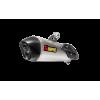 Глушитель Akrapovic Slip-On Line (Titanium) для BMW C650Sport 2016-   S-B6SO7-HZAAT