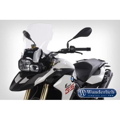 Ветровое стекло Wunderlich BMW F650/800GS затемненное | 20240-102