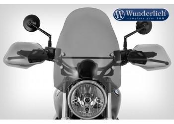 Ветровое стекло Wunderlich для BMW RnineT Pure / Scrambler - тонированное