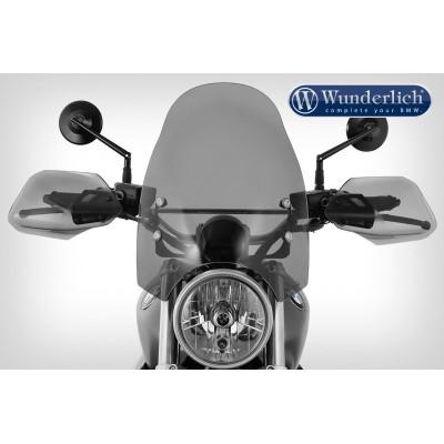 Ветровое стекло Wunderlich для BMW RnineT Pure / Scrambler - тонированное   30472-102