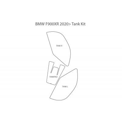 Пленка для защиты баков PremiumShield прозрачная для BMW F900XR | 33332-500