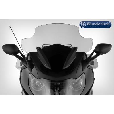 Ветровое стекло Wunderlich MARATHON для мотоцикла BMW K1600GT/K1600GTL/K1600B/K1600 Grand America, затемненное